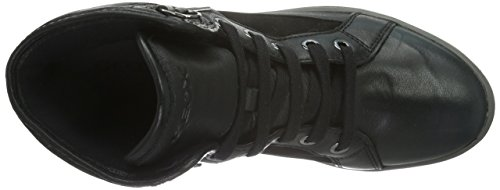 Stivali per le donne, color Nero , marca GEOX, modelo Stivali Per Le Donne GEOX D NEW ALIKE B ABX B Nero Nero