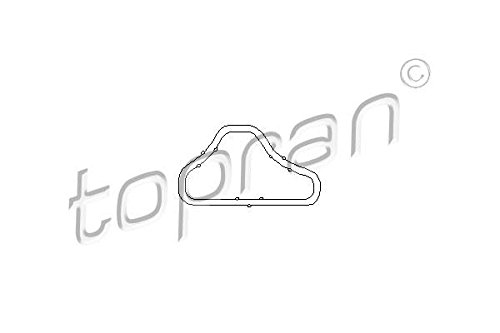 Joint, Bride de liquide de refroidissement Topran 100 261