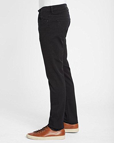 Edwin Homme ED-80 Slim Tapered Jeans, Noir Noir