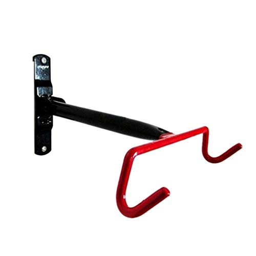 Preisvergleich Produktbild Wandhalterung Bike Aufhängewand Haning Haken Flip Up Garage Heavy Duty Fahrradregallager Regard L