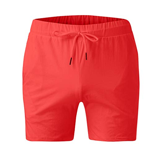 JiaMeng Deporte Jogging Pantalones Cortos Pantalones