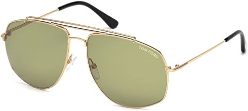 Tom Ford Sonnenbrille Georges (FT0496 28N 59) (Bausch Brille & Lomb)