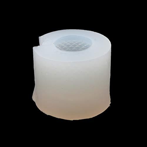 Eliky 3D Flower Vase Resin Mold Silicone (Mini-cupcakes Moldes)