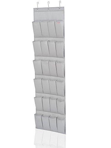 Leifheit Organizer, Stoff, grau, 26 x 4 x 46 cm