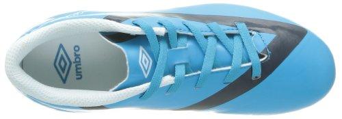Umbro Geo Flare Shield Fg Jnr Herren Fußballschuhe Blau - Bleu (Atome/Nuit/Blanc)