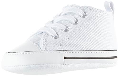 Converse First Star 88875, Sneaker, Unisex bambino, Bianco (Blanc), 19