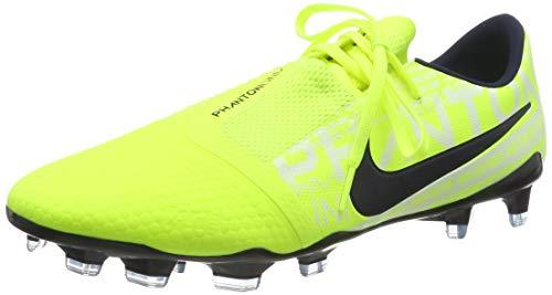 Nike Unisex-Erwachsene Phantom Venom Pro FG Fußballschuhe, Gelb (Volt/Obsidian-Volt 717), 41 EU