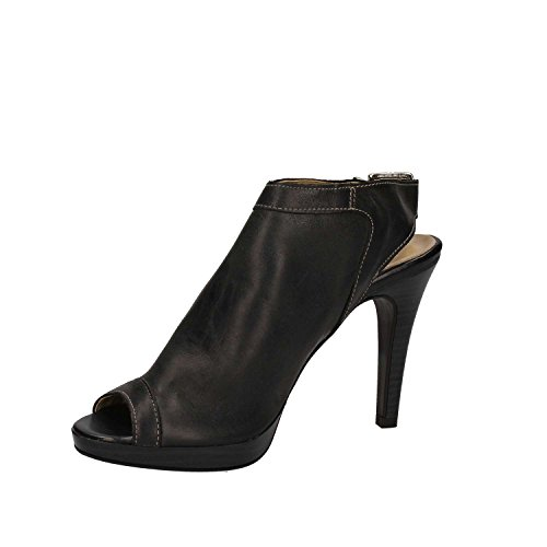 GRACE SHOES 7402004 Sandalo Tacco Donna Nero