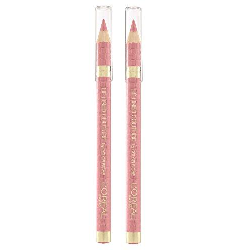 L'Oréal Color Riche Lipliner 303, 2er Pack (2 x 1 g)