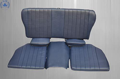 Rückbank Notsitz Kindersitz passend für MB SL 107,klappbar originalgetreu,blau