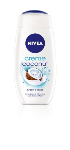 NIVEA® Coconut Cream Shower Cream 250ml