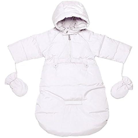 Oceankids Tuta da neve imbottita avvolgente, da bambino e bambina/ neonato 0-24 Mesi