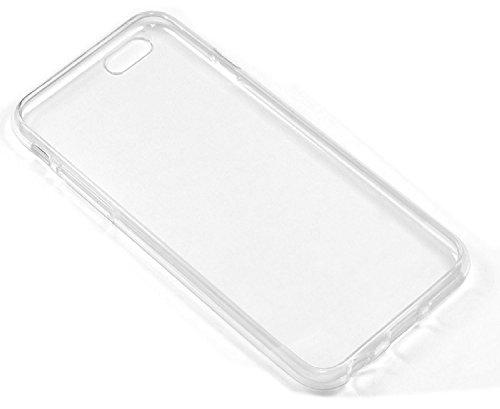 custodia silicone trasparente iphone 6