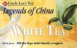 Uncle Lee's Tea - leggende della Cina tè - 100 bustine di tè bianco