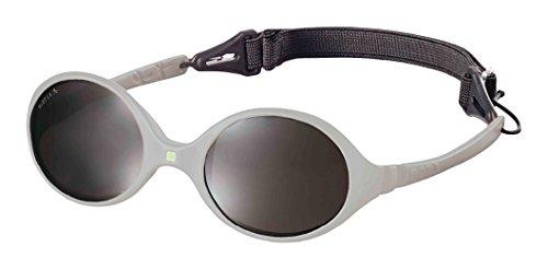 Ki ET LA Unisex Baby Diabola Sonnenbrille, Grau (Gris Claro), 3
