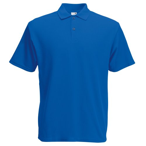 Fruit Of The Loom Screen Stars Original Polo Shirt für Männer Red
