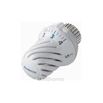 Valvola termostatica buderus testa filettata attacco m30 for Valvola termostatica tado