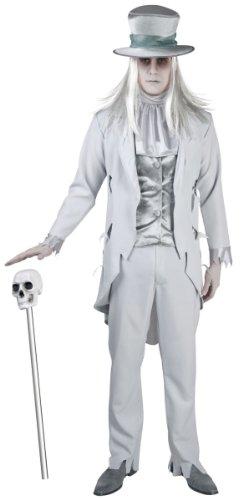 Herren Kostüm Geister Bräutigam zu Hallowen Größe (Kostüme Hallowen)