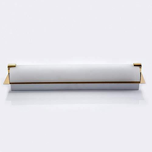 LED-Spiegel-Licht-Spiegel-Lampe Wandlampe-Make-up-Lampe kann gedreht werden Moderne Retro-europäische wasserdicht für Badezimmer Kommode 8W-weißes Licht 40 - Schätze Weiße Kommode