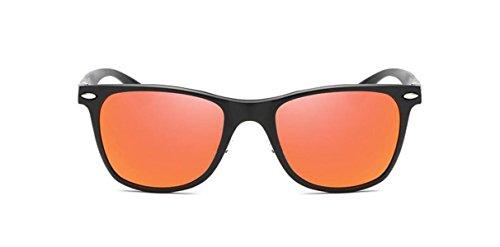 Aluminium-Magnesium-Rahmen-Sonnenbrille High-Definition (Definition Modeschmuck)