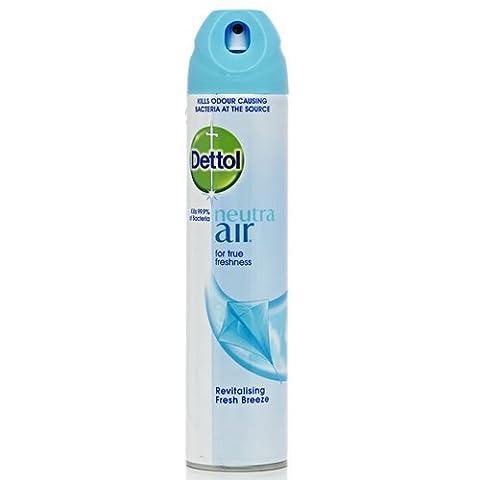 Dettol Neutra 551813 brise d'Air 300 ml Lot de 3