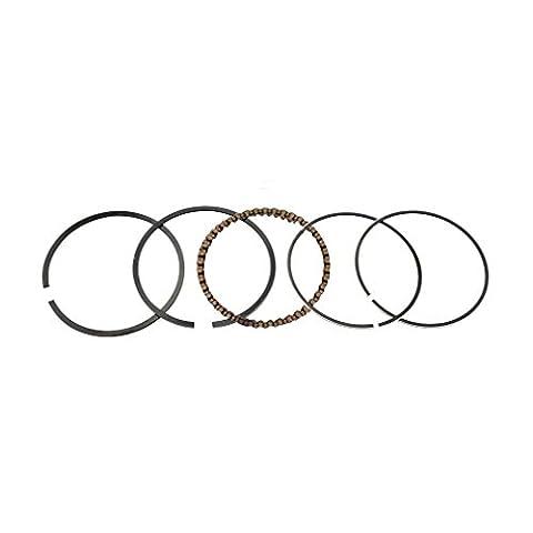 GOOFIT Piston Rings Set for 70cc Horizontal Engine Honda XR70 CRF70 XL70 CT70 TRX70