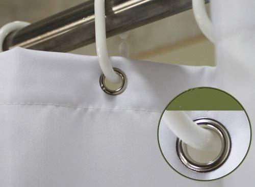 Tende Da Doccia In Tessuto : Come cambiare la decorazione del tuo bagno con una semplice tenda