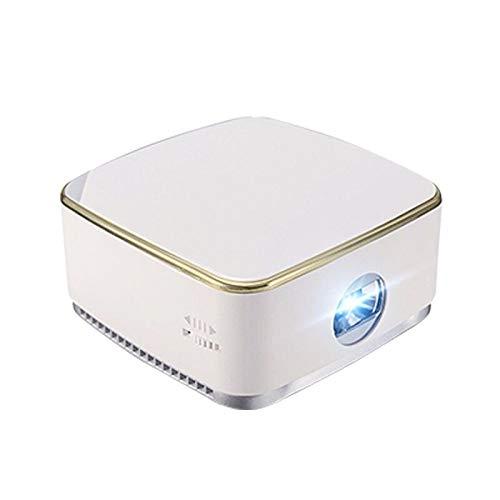 XWEM Mini Projecteur, Full HD 1000 Lumens Vidéo Projecteur De Soutien 1080P HDMI VGA AV USB Microsd pour Le Divertissement À Domicile, Partie Et Jeux