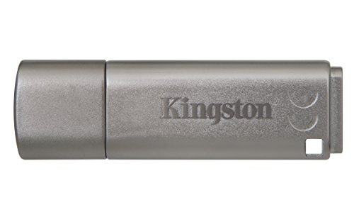 Kingston DataTraveler Locker Plus G3 USB 3.0 8GB Pen Drive (Black)
