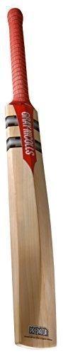 ue Cricket Schläger Schlagmann Batsman Match Training Übungs Bat Schläger - Natürlich, Harrow (Die Hand-augen Bat)
