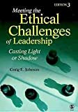 BUNDLE: Johnson: Meeting the Ethical Challenges of Leadership + Northouse: Introduction to Leadership