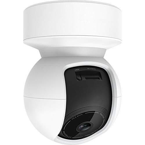 Ysdtlx visore notturno a 360 gradi hd 1080p hd con telecamera senza fili, 16gb (1080p), 4mm