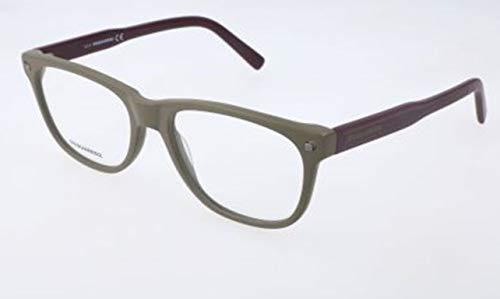 Dsquared2 Unisex-Erwachsene D Squared DQ5202 097-53-17-140 Brillengestelle, Grau, 53