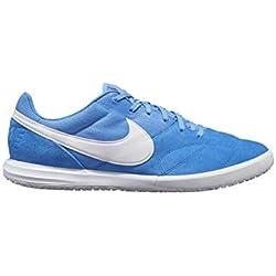 Nike Premier II Sala (IC), Unisex Adulto, Azul (Photo Blue/White/University Blue 414), 41 EU