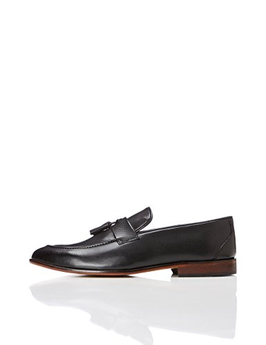 FIND Mocassins Andrews Homme Noir (Black)