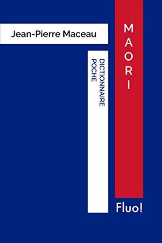 Dictionnaire Poche Maori