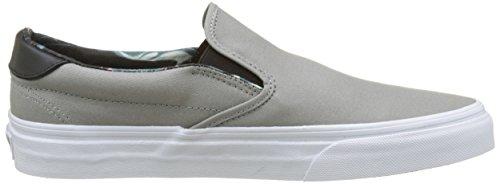 Vans Herren Ua Slip-On 59 Sneakers Grau (C And L Dolphins/wild Dove)