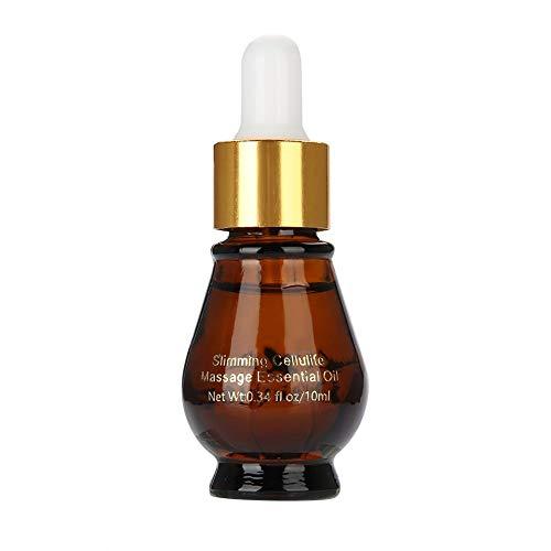 Olio anti cellulite - olio per il corpo anti-cellulite, rassodante olio per la cura idratante - olio per il corpo sottile slim perfect olio essenziale per le donne 10ml