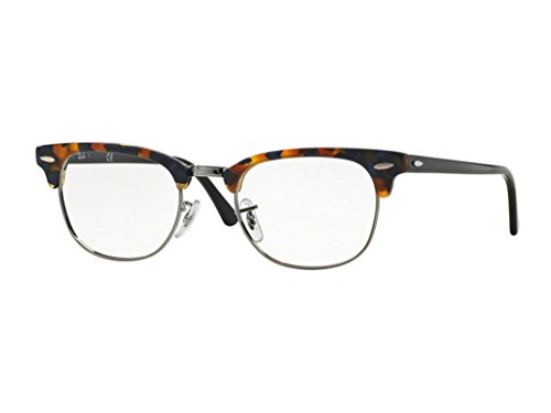 149b7d472f1 Ray Ban Optical Montures de lunettes RX5154 - 5492  Blue Tortoise    Gunmetal - 51mm