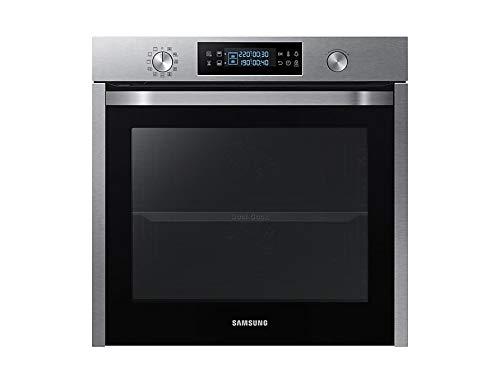 Samsung NV75K5571BS - Horno Pequeño, Horno eléctrico, 75 L, 34 L, 1200 W, Pirolítico