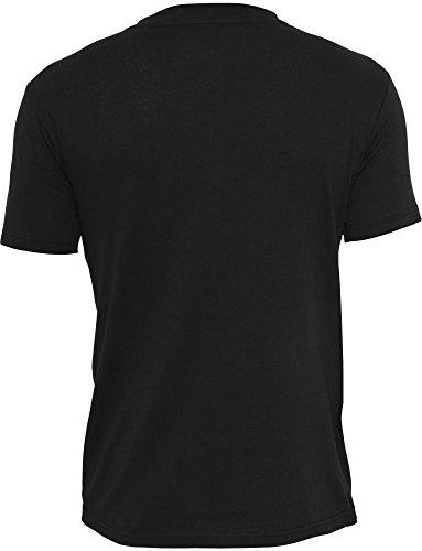 Urban Classics Herren T-Shirt verschiedene Farben Black/Grey/White