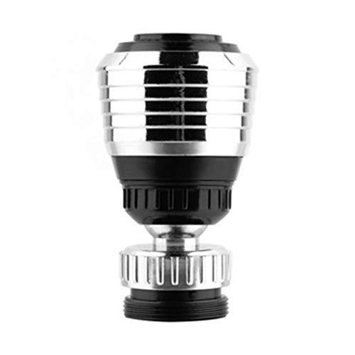 Tippen Sie auf Filter Bubbler, 1 Stück 360Rotate Wasserhahn Düse Filter Wassereinsparung Tap Diffusor Küche Zubehör