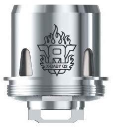 SMOK TFV8 X-Baby Q2 Coils 0.4 ohm (packung von 3) Enthält Kein Nikotin