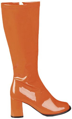 Boland Damen Stiefel, orange, 40 EU (Halloween-dekoration Shop)