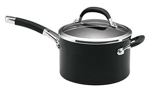 Circulon Premier Professional Hard Anodised Cookware Set , 5-Piece – Black