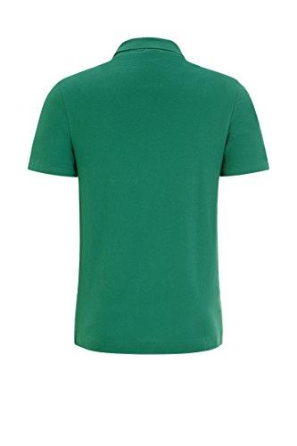 Lacoste YH4801 Herren Poloshirt in Slim Fit, Polohemd, Polo, Kurzarm Aus 100% Baumwolle Forest YFR