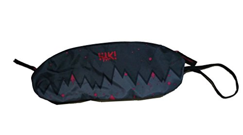 Wildcraft 18_Bk Pencil Pouch- Black