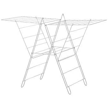 Ikea Wall Mount Clothes Drying Rack 60cm Stainless Steel