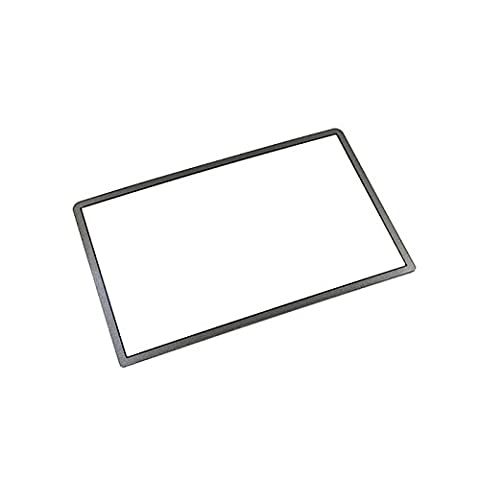 Ake Up Screen Mirror Protective Panel Replacement Parts Repair Accessory pour New 3DS XL / LL Host