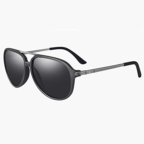 shixiaodan Herren Sonnenbrille Polarisierte, Herren Polaroid Driving Lens Lady Brillen Fahrer Metall